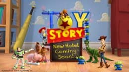 Toy Story-Inspired Hotel Coming to Tokyo Disney Resort