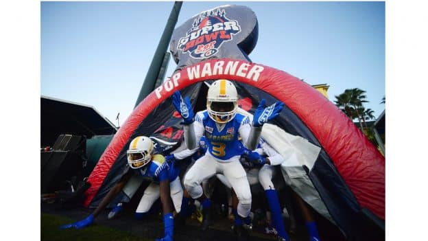 Pop Warner Super Bowl Along With National Cheer & Dance Championships Get Underway This Weekend at Disney