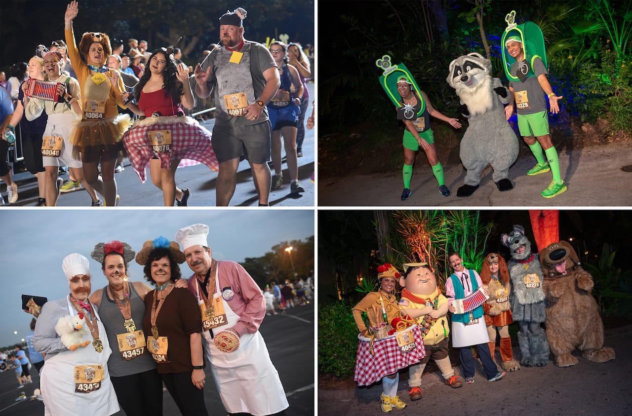 Disney Fall Feast 5K