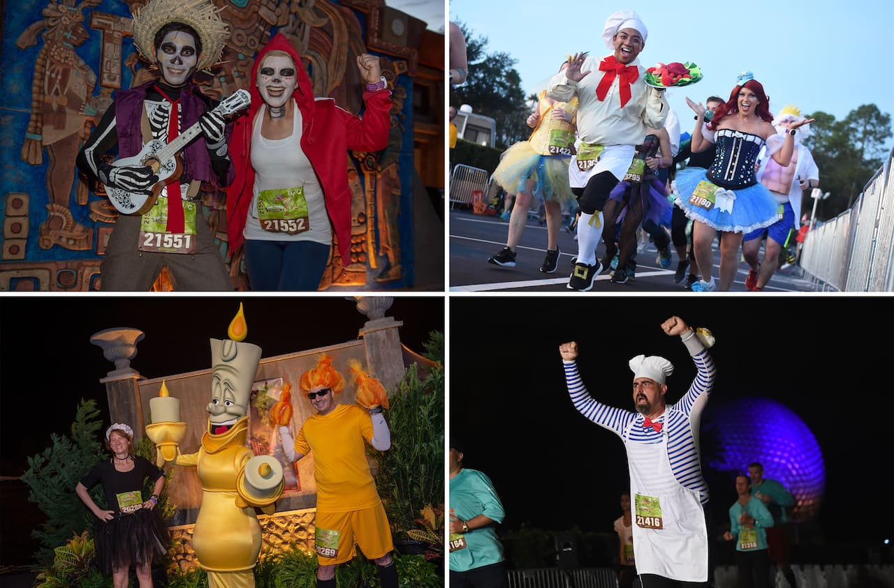 Disney Wine & Dine 10K