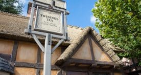 Stephen Twining from Twinings of London Returns to Epcot this Thanksgiving Weekend