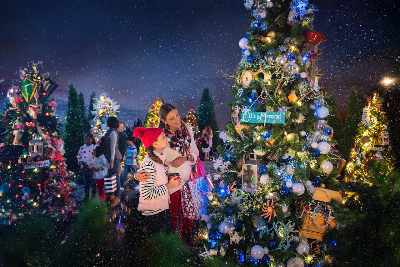Celebrate the Season at Disney Springs