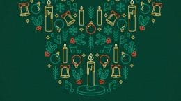 Candlelight Processional 2018 Wallpaper 640 x 960