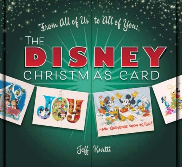 From All of Us to All of You: The Disney Christmas Card