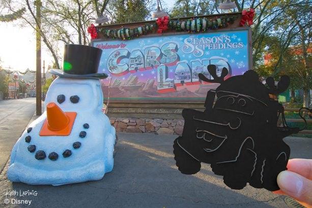 Mater, Cars Land, Disneyland Resort
