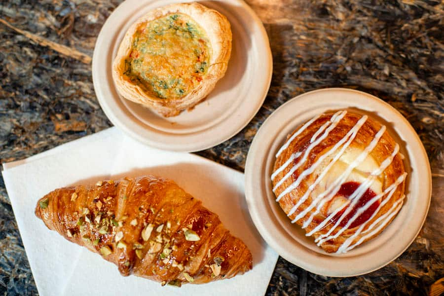 New Breakfast Items at Kusafiri Coffee Shop and Bakery at Disney's Animal Kingdom