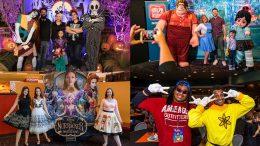 2018 Disney Parks Blog Meet-Up Collage