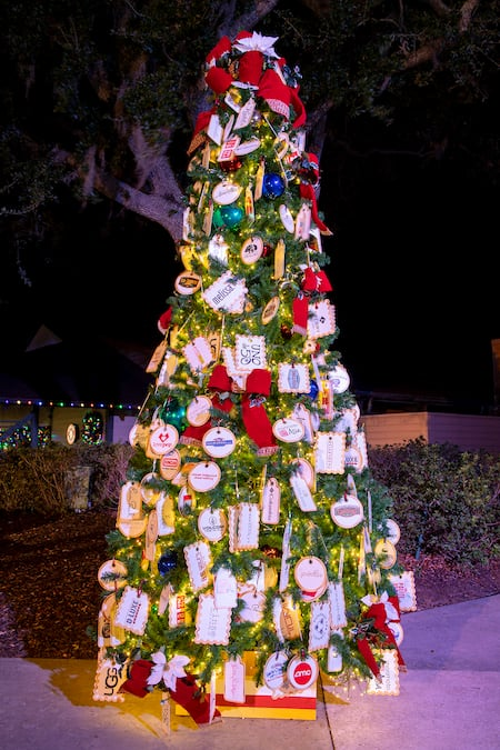 Christmas Tree Trail Features Five New Themes in 2018