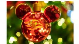 Disney Cruise Line Holiday Ornament