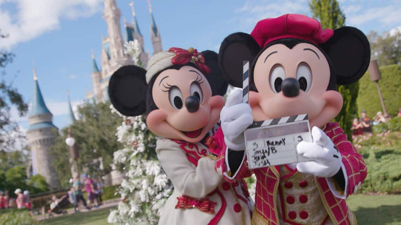 'Inside Disney Parks' Holidays - Behind the Scenes at the Disney Parks Magical Christmas Day Parade, Top Disney Gifts, Most Popular Holiday Treats and More