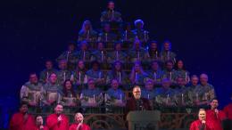 Singer, Songwriter Bart Millard Finds Christmas Joy At Epcot International Festival of the Holidays