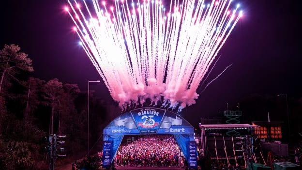 Calendrier 2020 Disney.Start Planning Your Rundisney Race Calendar For 2019 2020
