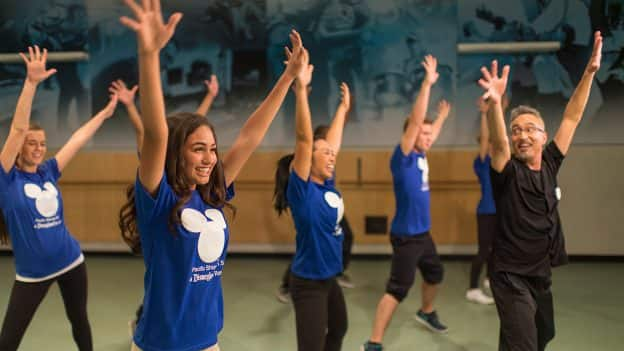 Disney Performing Arts Workshops