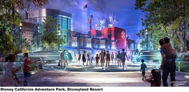 Global Avengers Initiative to Assemble Earth's Mightiest Heroes at Disney Parks Around the World - Disney California Adventure Park, Disneyland Resort