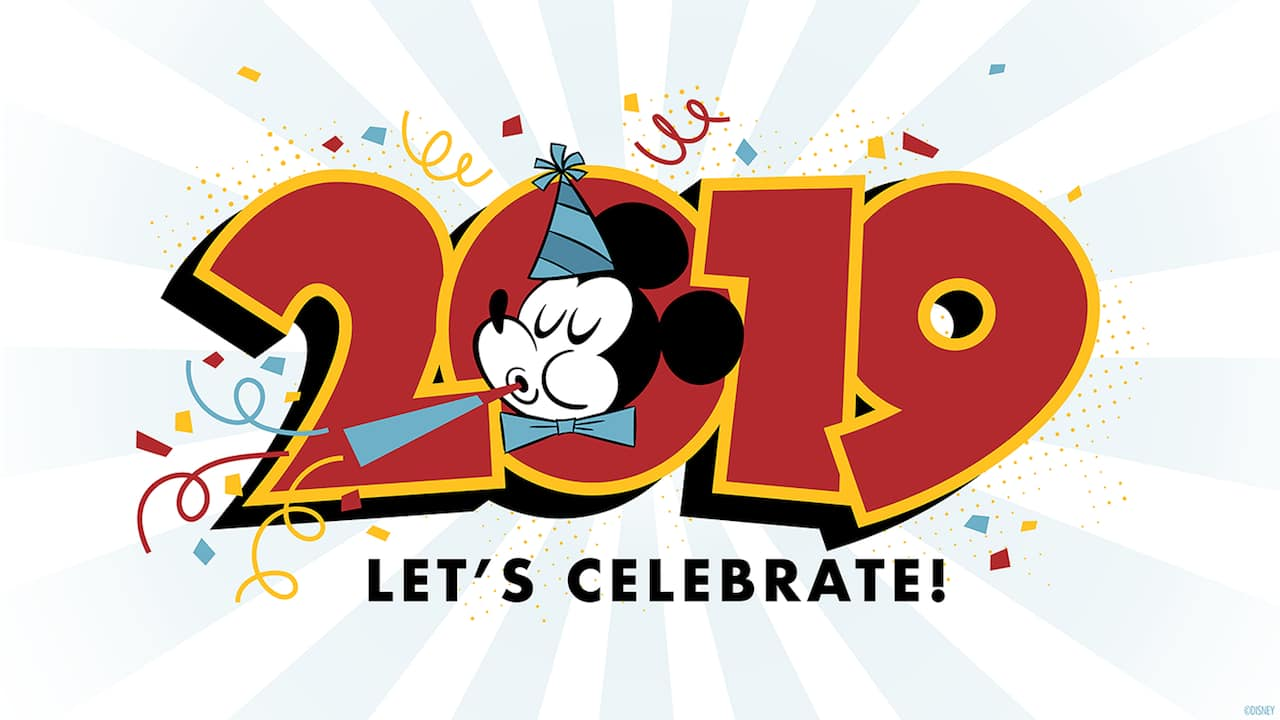 Kickstart 2019 With Our First Disney Parks Blog Digital Wallpaper Of The New Year Disney Parks Blog