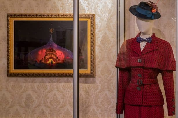 Disney's 'Mary Poppins Returns' Film Memorabilia Gallery