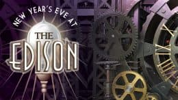 Celebrate New Year's Eve at The Edison at Disney Springs
