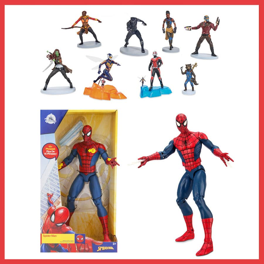 Super Heroe Gifts from ShopDisney.com