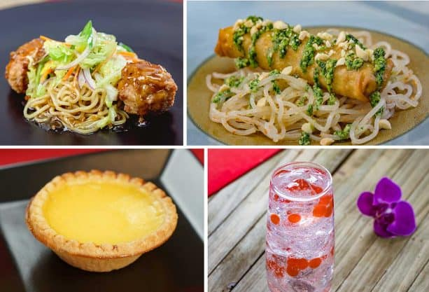 Foodie Guide to Lunar New Year 2019 at Disney California Adventure Park - Longevity Noodle Company