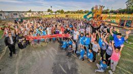 Disneyland Resort Sponsors Anaheim's First Ramped Playground for Children with Disabilities