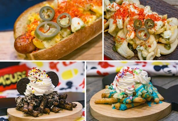 Specialty Items for Get Your Ears On at Disney California Adventure Park - A Cheesy Celebration, More Cheese Please,