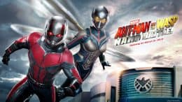 Ant-Man and The Wasp: Nano Battle! at Hong Kong Disneyland opens March 31, 2019
