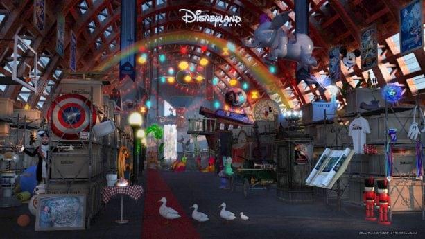 Virtual Disneyland Paris Vault