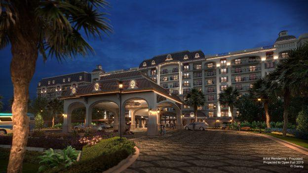 Disney's Riviera Resort - rendering