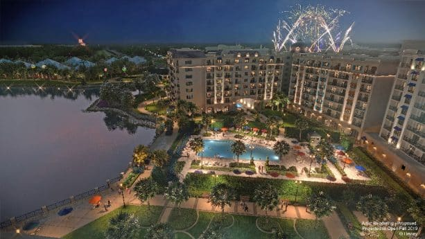 Disney's Riviera Resort - rendering