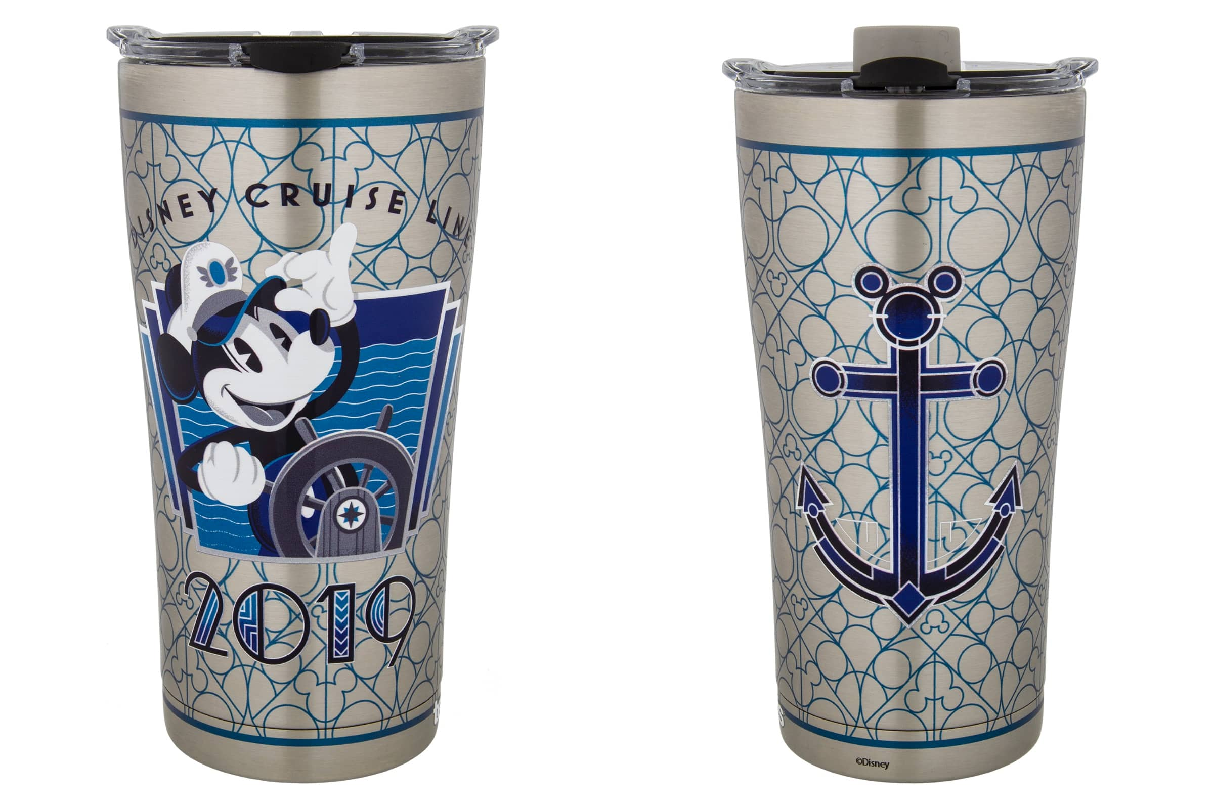 2019 Disney Cruise Line Stainless Steel Tervis Tumbler