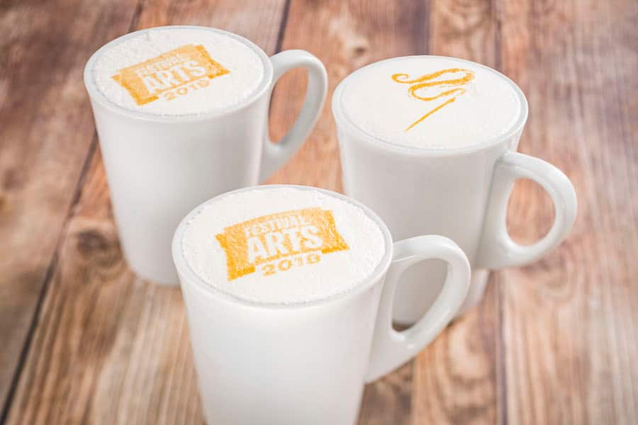 Joffrey's Coffee & Tea Company Offerings at Epcot International Festival of the Arts