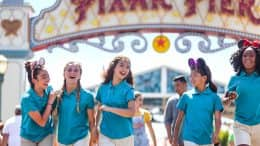 Girl Scouts Weekends at Disneyland Resort