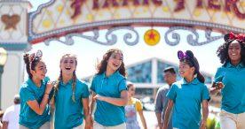 Girl Scouts Weekends at Disneyland Resort