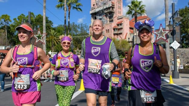 Tampa Runner Tackles 48.6-Mile Dopey Challenge While Undergoing Chemo Treatments