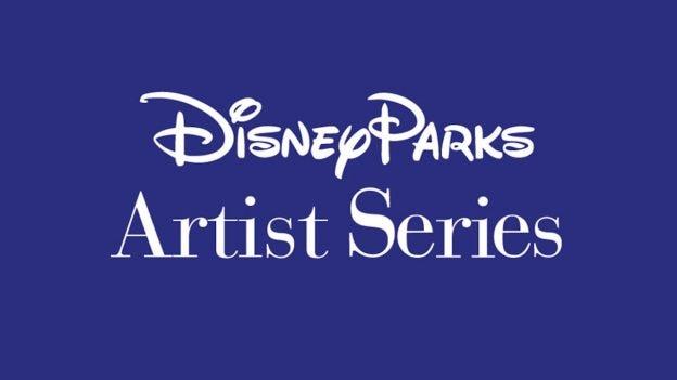 Disney Parks Artist Series Logo