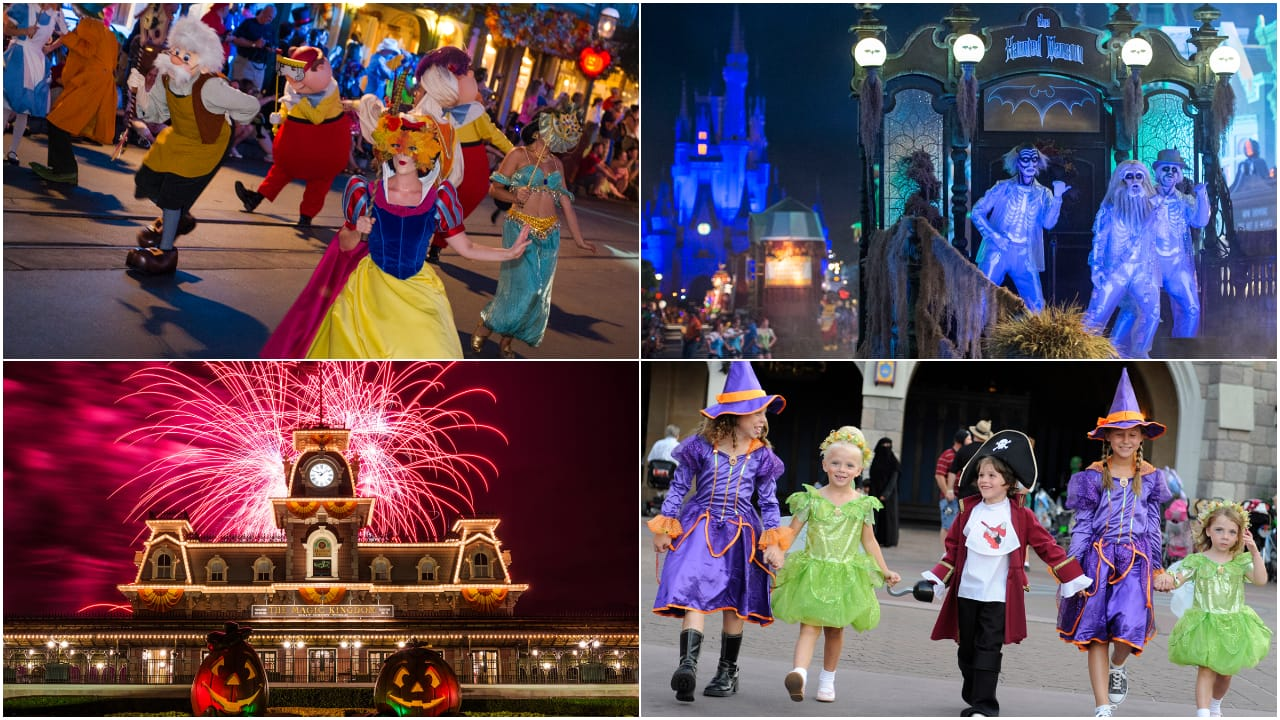 September 2020 Mickeys Not So Scary Halloween Party Tickets Now On Sale for Mickey's Not So Scary Halloween Party