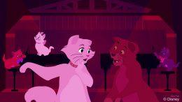 Aristocats tune up at Jellyrolls - Disney Doodle