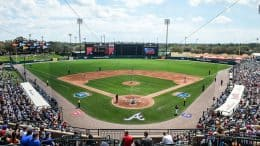 Atlanta Braves Spring Training Games