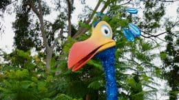 "Kevin from Disney•Pixar's ""Up"" at Disney's Animal Kingdom park"
