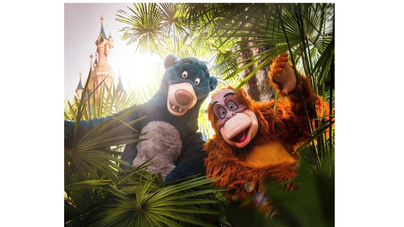 The Lion King & Jungle Festival at Disneyland Paris