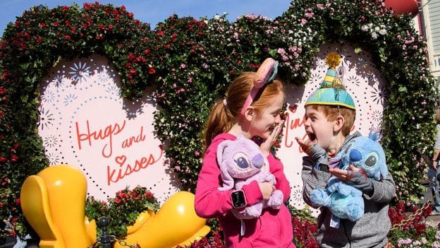 Sweet Valentine's Surprises Now Available at Disneyland Park