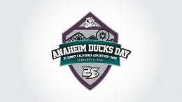 Anaheim Ducks Day at Disney California Adventure Park