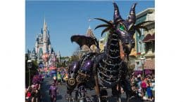 'Disney's Festival of Fantasy Parade' at Magic Kingdom Park