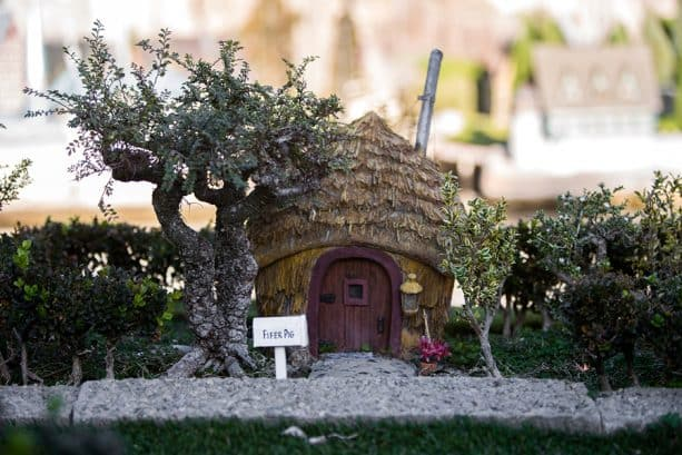 The Three Little Pigs House