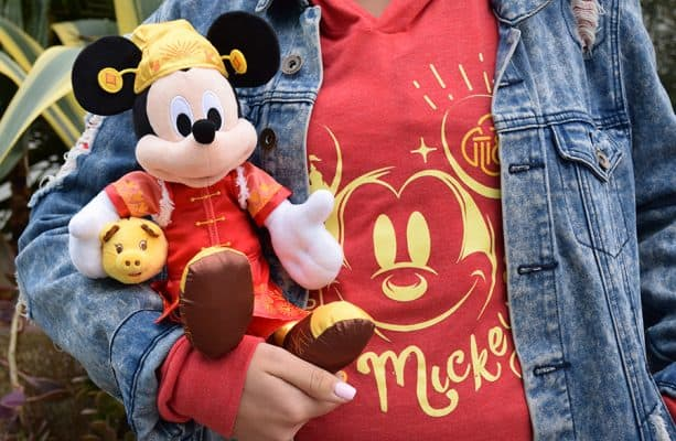Lunar New Year celebrationcommemorative merchandise
