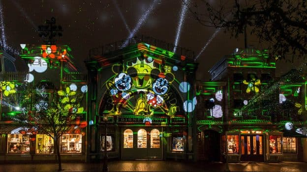 'Mickey's Mix Magic' at Disneyland park
