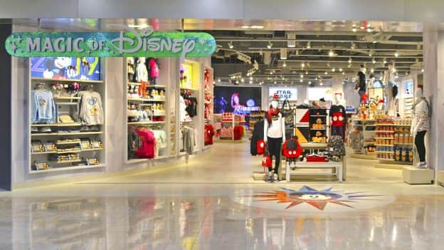 Magic of Disney Store Now Open in Orlando International Airport