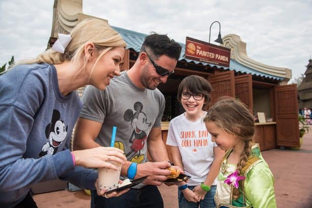 Explore the culinary arts at the 2019 Epcot International Festival of the Arts