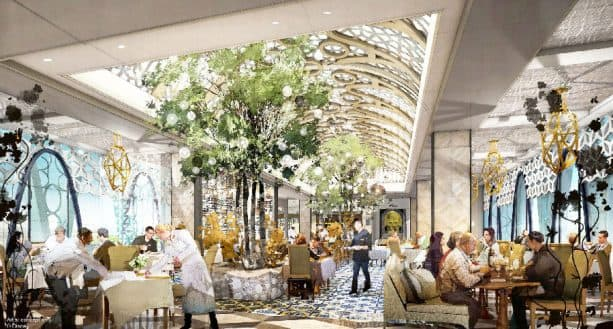 Toledo – Tapas, Steak & Seafood at Disney's Coronado Springs Resort rendering