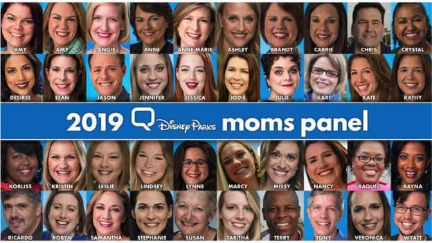 Disney Parks Moms Panel 2019 Panelists